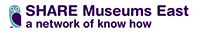 museums east logo