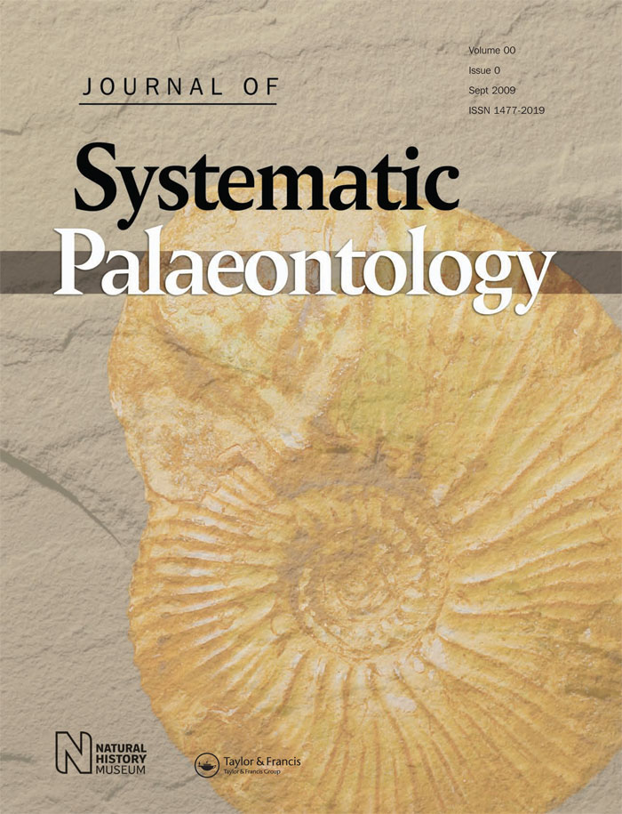 Journal of Systematic Palaeontology