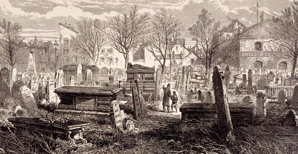 A history of burial in London | Natural History Museum