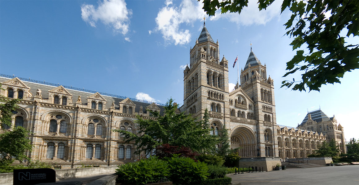 Architect Alfred Waterhouse and his iconic Natural History Museum building