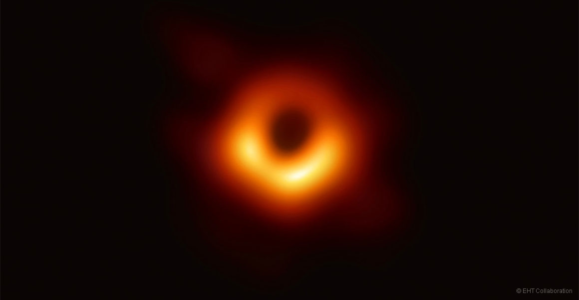 First ever photo of a black hole released