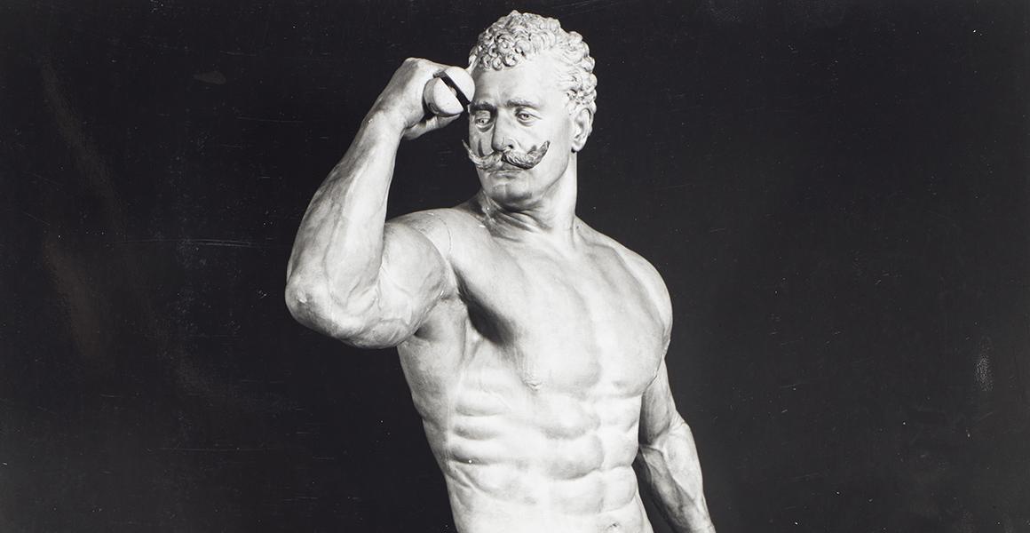 Eugen Sandow: a body worth immortalising