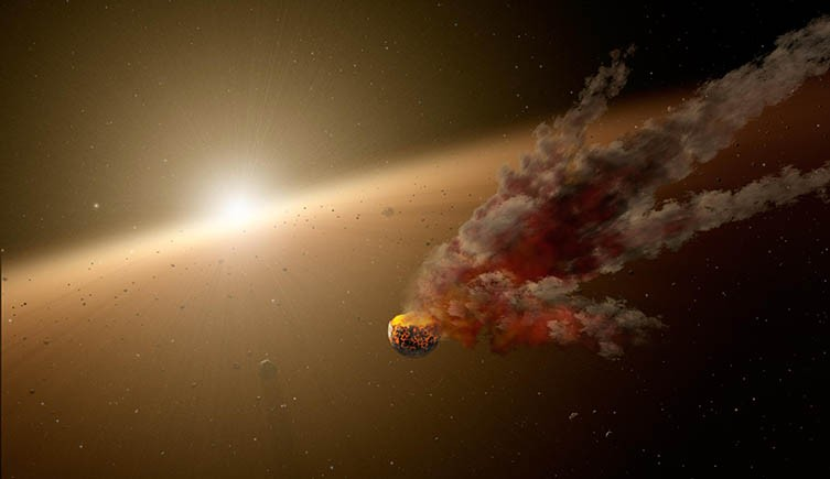 Asteroid forensics' could reveal the origin of water