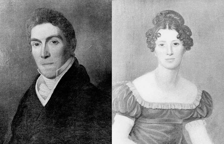 Gideon and Mary Mantell