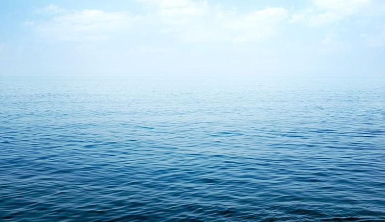 Imagen de un océano