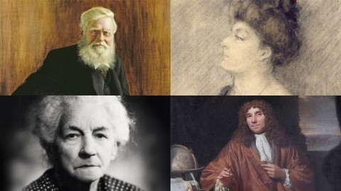 Four Natural History Heroes