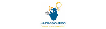 3Dmagination logo