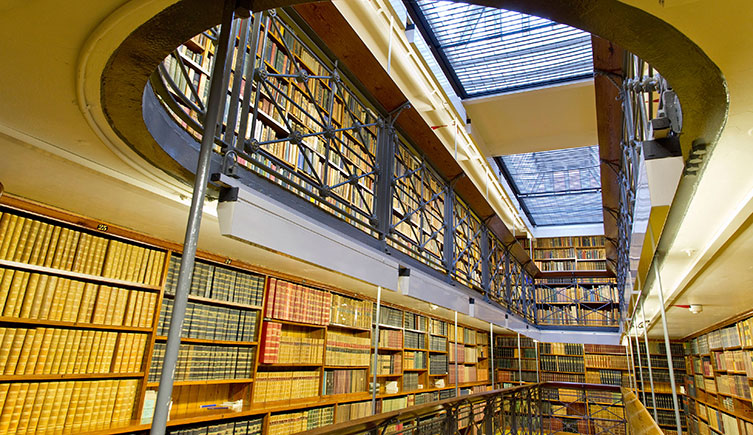 The Rothschild Library