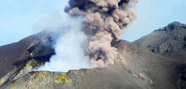 Volcano study shows timeline of magma behaviour before eruption