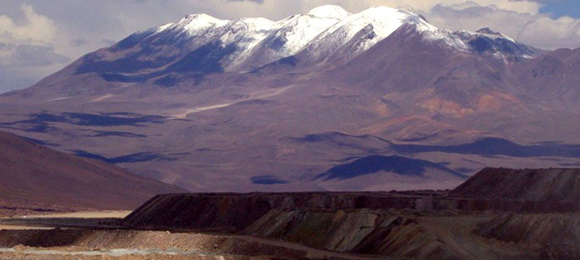 Andes of northern Chile