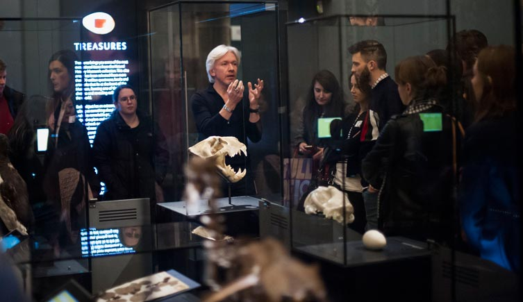 An expert-led tour of the Treasures gallery