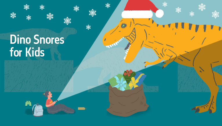 Christmas Pictures For Kids.Dino Snores For Kids Christmas Special Natural History Museum