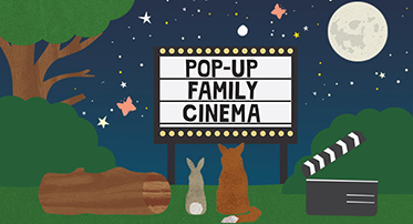 <h4>Pop-up Family Cinema</h4>