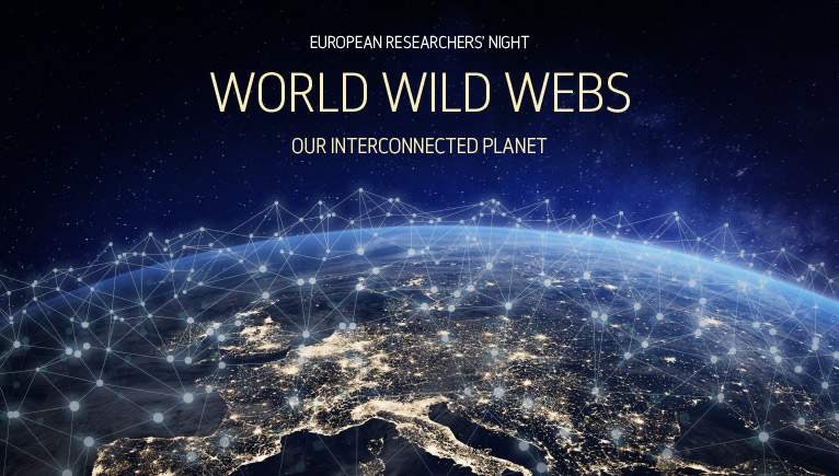 World Wild Webs: Our Interconnected Planet - European Researchers' Night | Natural History Museum