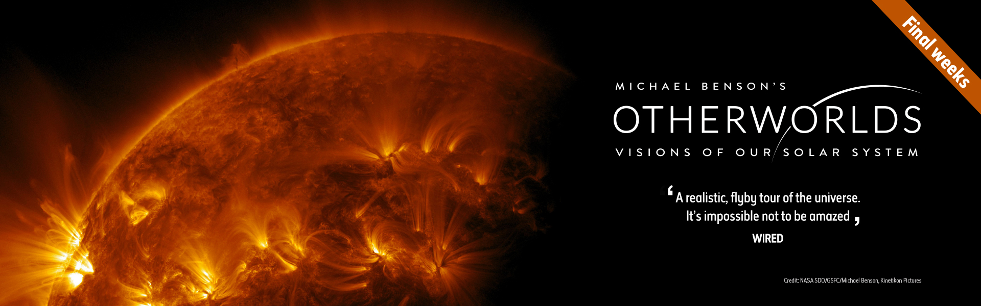 Otherworlds: Visions of our Solar System