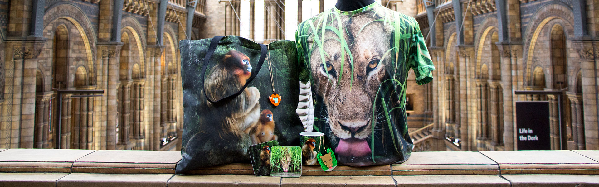 Wildlife Photographer of the Year souvenirs