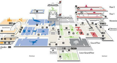<h4><b>Museum map</b></h4>