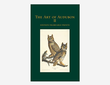 The Art of Audubon II print book