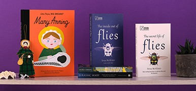 Still of upcoming Mary Anning biopic