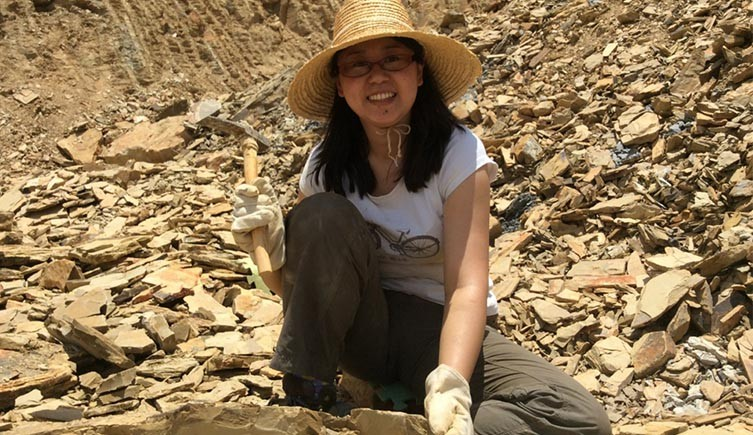 Dr Xiaoya Ma working in China