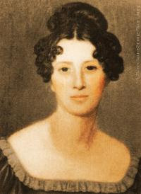 Mary Ann Mantell (1799–1847).