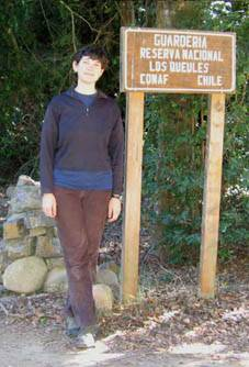 Tonya at the Reserva Nacional Los Queules small.jpg