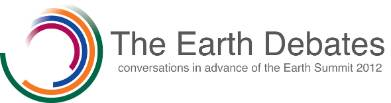 Earth Debates logo