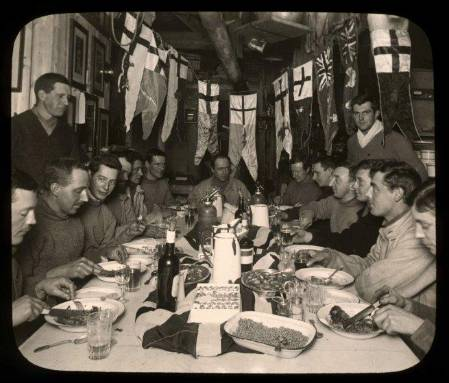 Captain Scott's birthday dinner 1911.jpg