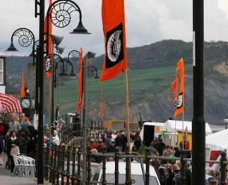 Fossil-festival-flags-and-lampposts-500.jpg