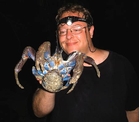 George & Coconut Crab.small.jpg