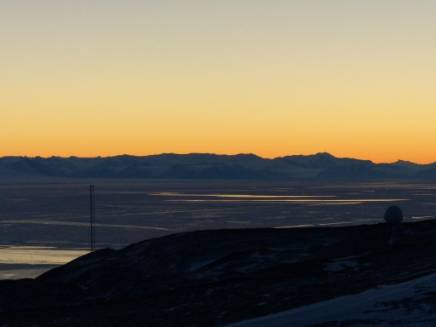 Sunset over the Trans Antarctic mountains.jpg