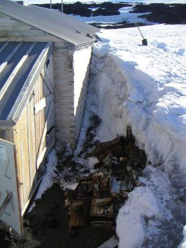 Beginning the excavation of the south wall of theTerra Nova hut..jpg
