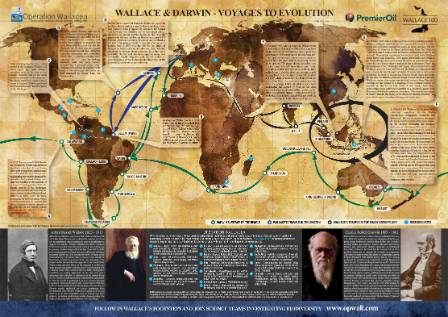 Wallace & Darwin - Voyages to Evolution Map.jpg