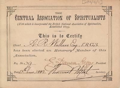 WP2.4.1 Wallace's Spiritualist Certificate.jpg
