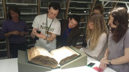 ID Trainees in the Sloane Herbarium.jpg