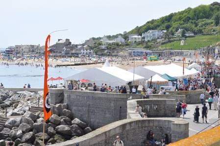 Lyme Regis Fossil Festival.jpg