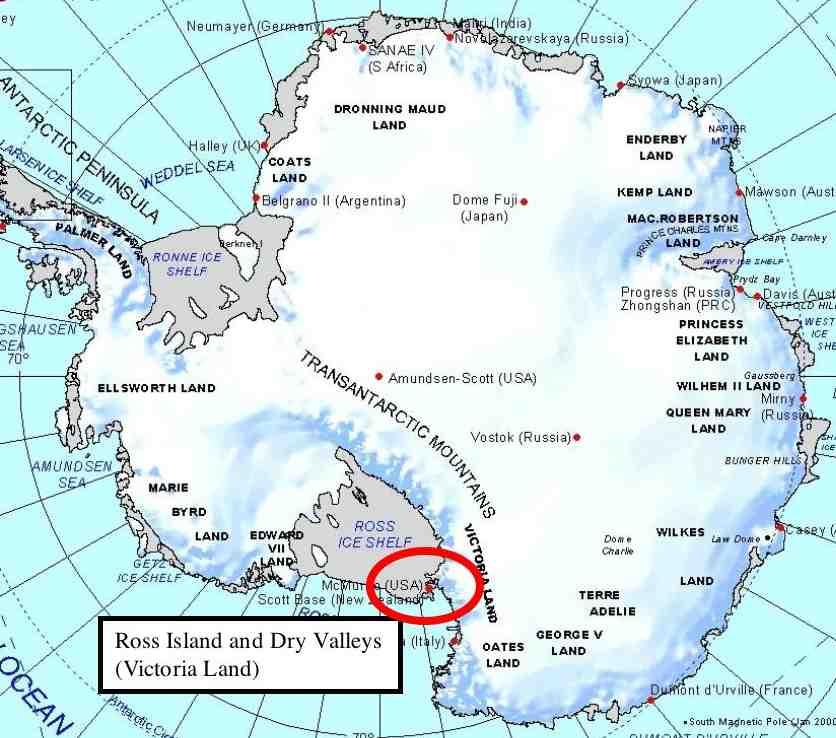 NaturePlus Exploring cyanobacterial diversity in Antarctica Blog