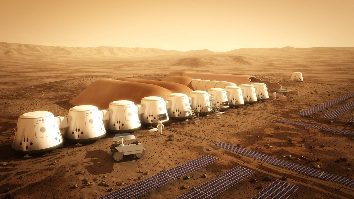 how we will live on mars pdf