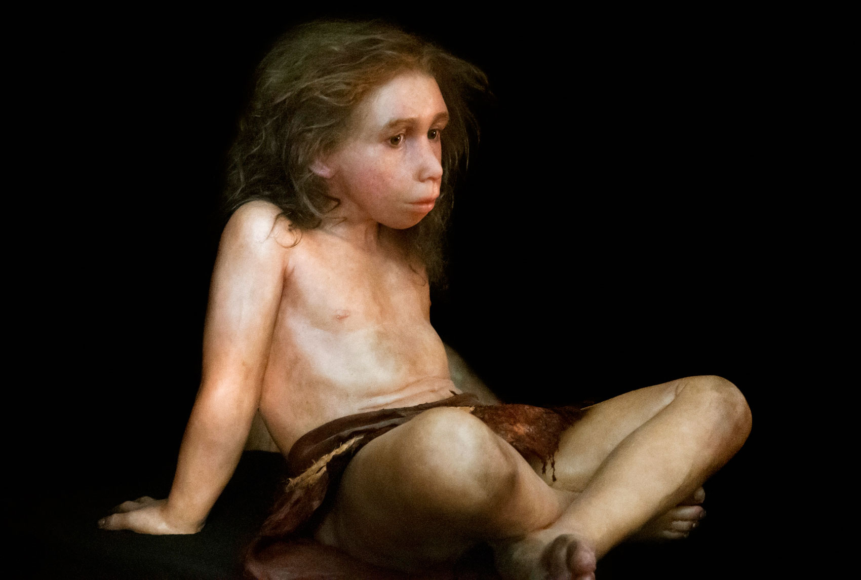 science humans started having with neanderthals over years