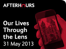 Our Lives Through the Lens - After Hours event