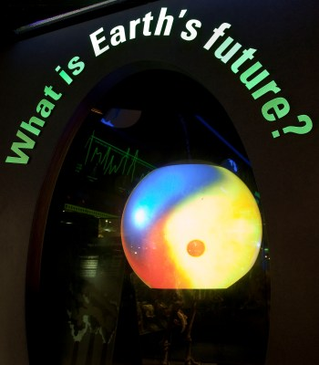 What is Earth's future?