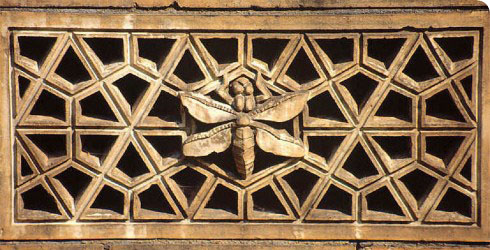 One of the Waterhosue building vents.