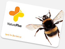 NaturePlus card