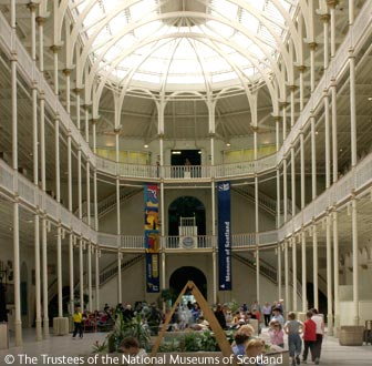 Royal Scottish Museum © The Trustees of the National Museums of Scotland