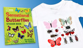 Packed with presents: the Sensational Butterflies shop