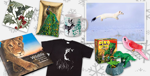 Find gorgeous gifts in the Museum shops over the festive season