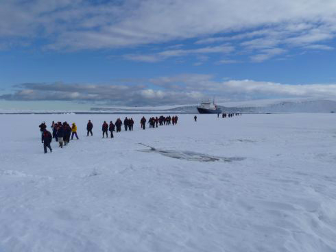Expedition to the Ross Sea