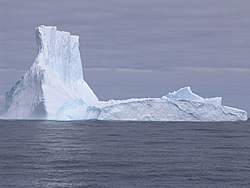 Iceberg in the Antarctic © David N Thomas