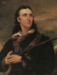 Portrait of John James Audubon by John Syme, 1826