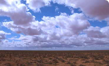 Hot deserts, such as the Nullarbor region of Australia, are excellent places to find meteorites.